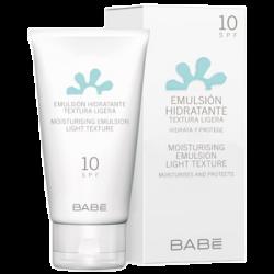 BABE Emulsión Hidratante SPF10