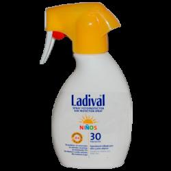LADIVAL Niños Spray SPF30