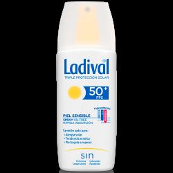 LADIVAL Piel Sensible Spray...