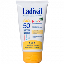 LADIVAL Fotoprotector Leche...