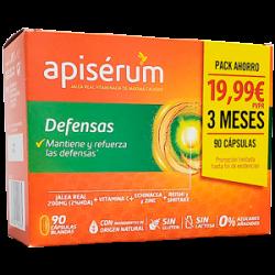 APISERUM Defensas Pack Ahorro