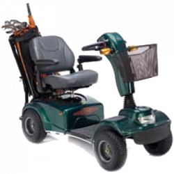 Scooter Eléctrico Caddy